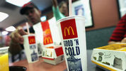 McDonald's will begin phasing out plastic straws at its restaurants in the United Kingdom and Ireland beginning in September.