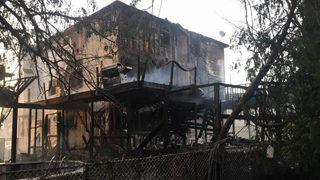 20 firefighters injured battling blaze at fire marshal