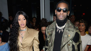 Cardi B, Offset pose for risque Rolling Stone cover