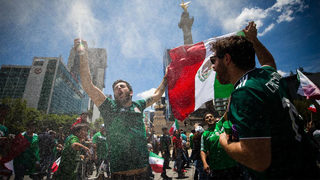 Small earthquake detected in Mexico City after national team beats Germany