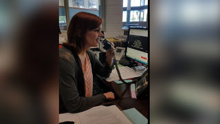 Lincolnton school receptionist celebrates summer break with viral intercom serenade