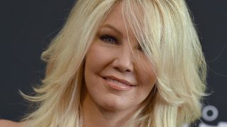 Actress Heather Locklear hospitalized for psychiatric evaluation, police say