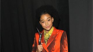 Actress Amandla Stenberg comes out as gay in Wonderland magazine