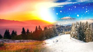 Astronomical Seasons vs Meteorological Seasons