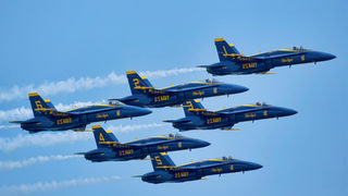 US Navy drops live bombs in Ocala National Forest