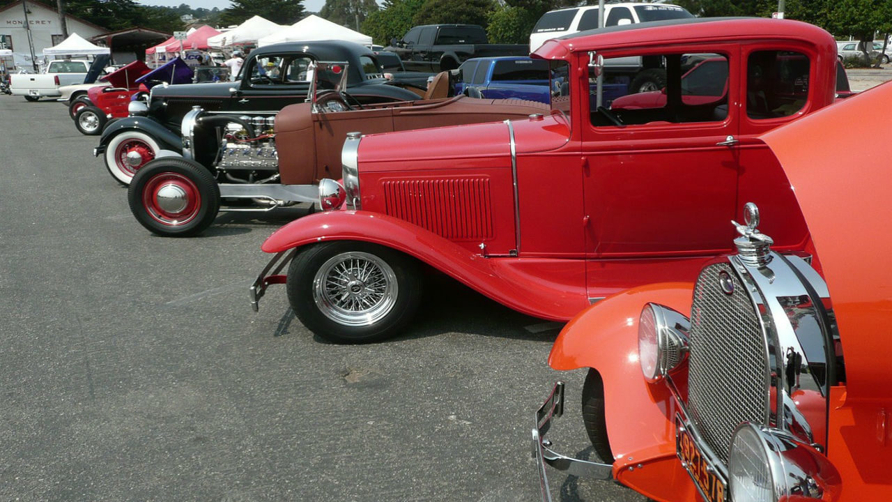 Guide To Charlotte Car Shows WSOCTV - Charlotte motor speedway events car show