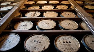 9,000 barrels of bourbon crash to ground during Kentucky distillery collapse
