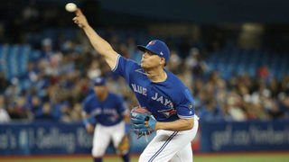 Blue Jays reliever Roberto Osuna suspended 75 games