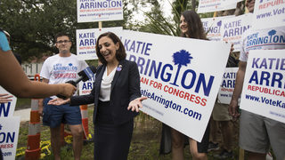 U.S. House candidate Katie Arrington seriously hurt in wrong-way crash
