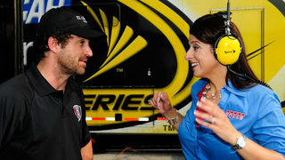 NASCAR pit reporter Wendy Venturini hit by car while jogging