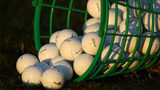 RJ Smith of Rochester, Minnesota, has a collection of golf balls numbering nearly 70,000.