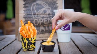 Nacho fries coming back to Taco Bell July 12