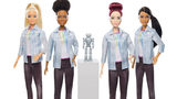 Mattel has launched a Robotics Engineer Barbie to draw attention to women in STEM.