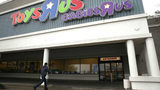 A customer enters a Toys R Us store. The iconic company filed for liquidation in March in a U.S. Bankruptcy court and plans to close 735 stores leaving 33,000 workers without employment.   Photo: Justin Sullivan/Getty Images