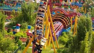 Everything you need to know about Toy Story Land at Disney