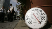 The link between hot weather and aggressive behavior is known as