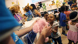 FILE PHOTO: A guest creates a special furry friend at the newest Build-A-Bear Workshop at Mall of America.