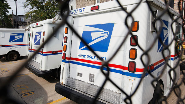 Postal carrier found dead in truck amid sweltering heat