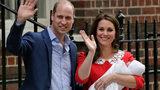 Royal Family Welcomes Prince Louis Arthur Charles