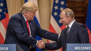 Trump, Putin hold summit; President believes Putin that Russia didn