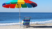 FILE PHOTO: Police said a woman in New Jersey was impaled by a beach umbrella in her ankle. (mensatic/Morguefile license: https://morguefile.com/license)