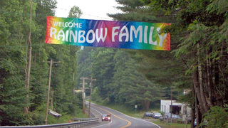 Missing teen linked to site of Rainbow Family gathering found in South Carolina