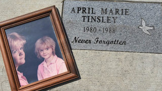 DNA test solves 1988 cold case rape, murder of 8-year-old April Tinsley, suspect arrested