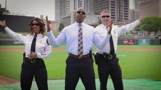 Lip sync challenge: Watch police officers get down in hilarious viral video