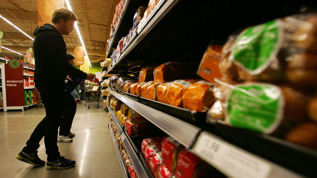 Bread, Swiss Rolls sold at Walmart recalled for potential salmonella presence