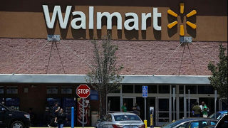 Walmart employee breaks window to rescue infant from hot car, police say