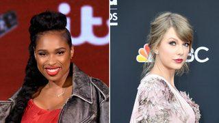 Jennifer Hudson, Taylor Swift to star in movie adaptation of