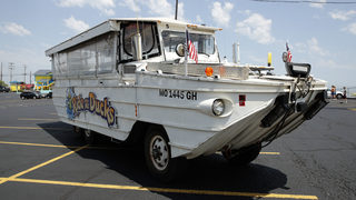 Deadly duck tour boat crashes date back nearly two decades