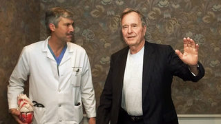 Heart doctor for former President H.W. Bush killed in bicycle drive-by shooting