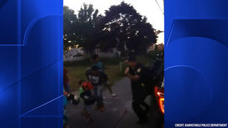 Officers responding to noise complaint end up in dance-off with kids
