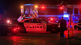 Officer killed by suspected drunken driver during funeral escort, Dallas police say