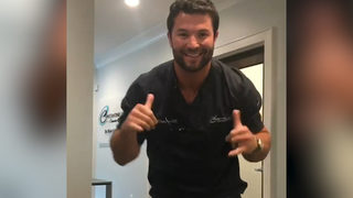 Dancing South Carolina dentist wins Internet again