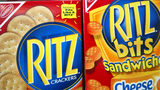 Some Ritz products recalled for potential salmonella presence