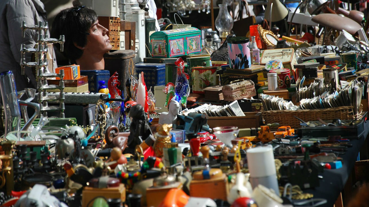 Guide To Atlanta Flea Markets Wsb Tv