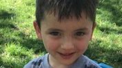 Grayson T. Darnell was taken from his grandparents' home Sunday morning, authorities said.