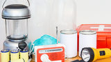 Prepare now with getting an emergency prep kit ready before a disaster strikes.