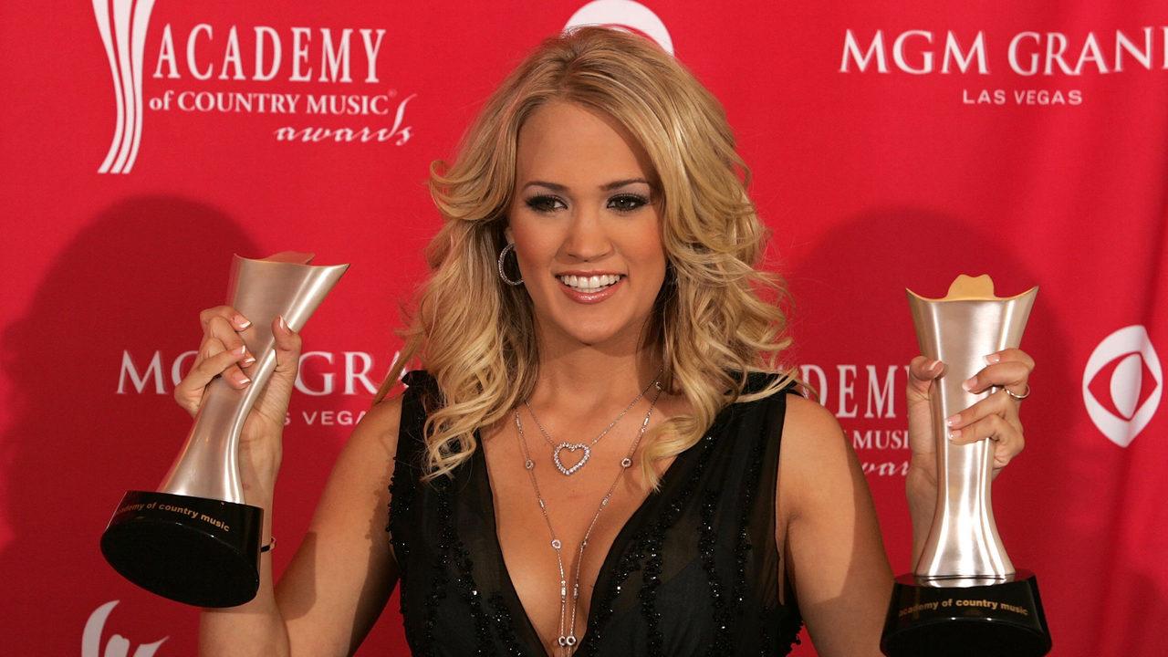 1de38da504 Photos: Carrie Underwood through the years   WJAX-TV