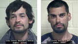 chael Salvador Torres, left, and Jose Martin Flores (Iron County Sheriff's Office)