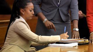 LeSean McCoy, ex-girlfriend reach agreement over eviction