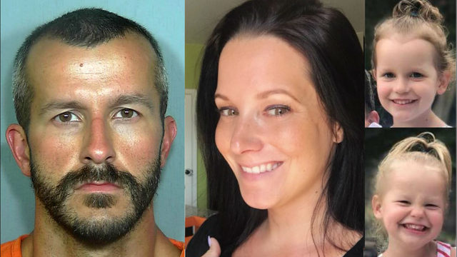 Christopher Watts Is Charged With First Degree Murder In Connection The Monday Aug Disappearance Ands Of His Pregnant Wife And Two