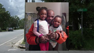 Family: Dad died saving daughter, 4, from oncoming car