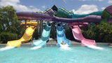 Whanau Way is an inner tube water slide at Aquatica, part of SeaWorld Orlando.