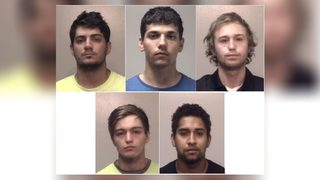 5 indicted on arson charges after posting video on social media, prosecutors say