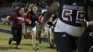 Police: 2 shot during high school football game in Florida