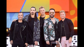 Tent collapse injures fans at Backstreet Boys concert