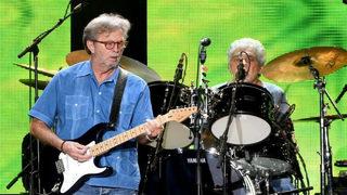 Eric Clapton announces first full-length Christmas album